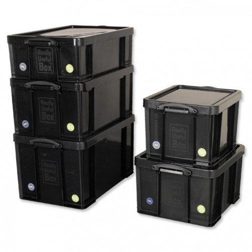 RUP 84 Litre Recycled Storage Box 84L
