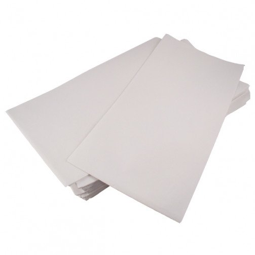 Tablecloth White 90CM x 25