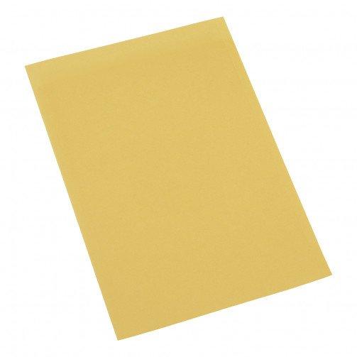 5 Star Square Cut Folder 180g FC ylw
