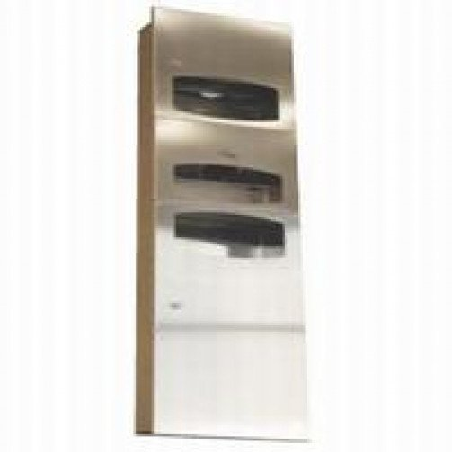 Dolphin Recessed Hand Dryer Combo Unit