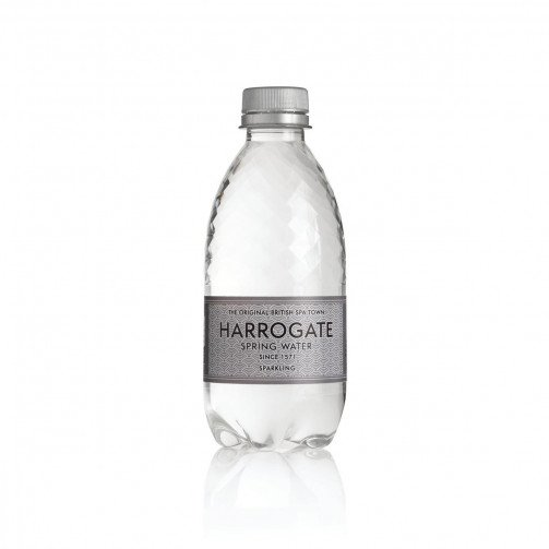 Harrogate Sparkling Water 330ml Pk30