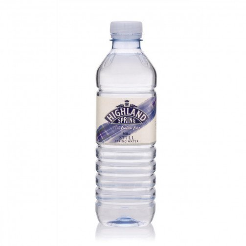 Higland Spring Still 500ml Pk 24