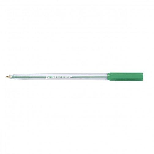 5 Star Office Ball Pen Medium Green