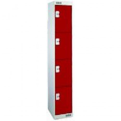 M Series Metric Lockers 4 Door