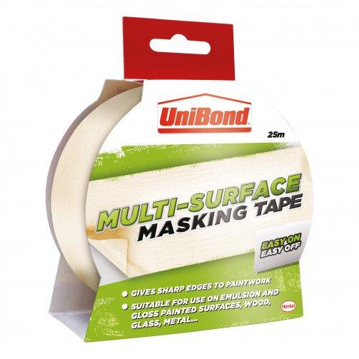UniBond EasyMaskingTape 25mmx25m 1667769
