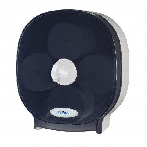 Esfina ESR400C Quad Coreless Toilet Roll Dispenser