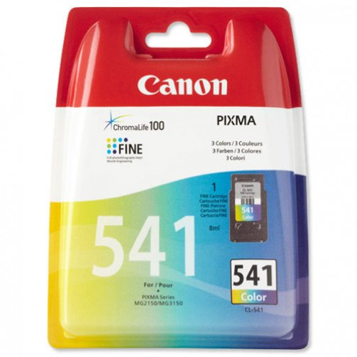 Canon CL541 InkCart Col 5227B005