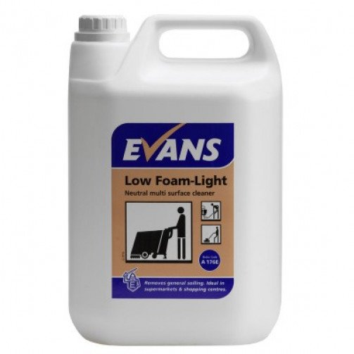 Low Foam Light Floor Cleaner 5 Litre
