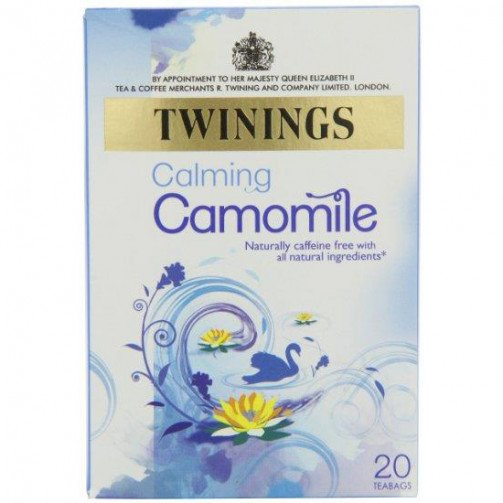 Twinings Camomile Qty20 Bags