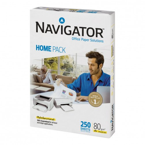 Navigator FSC Homepack 80g A4 250 Sheets