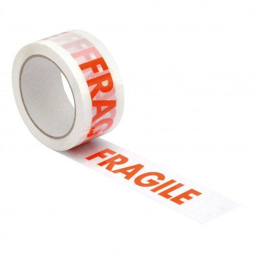 5 Star Fragile Tape Rd/Wht 922382