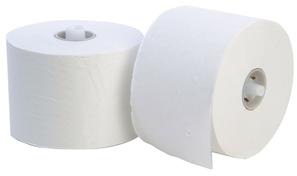 Pendimatic Plastic Core Toilet Rolls X 36 Janitorial