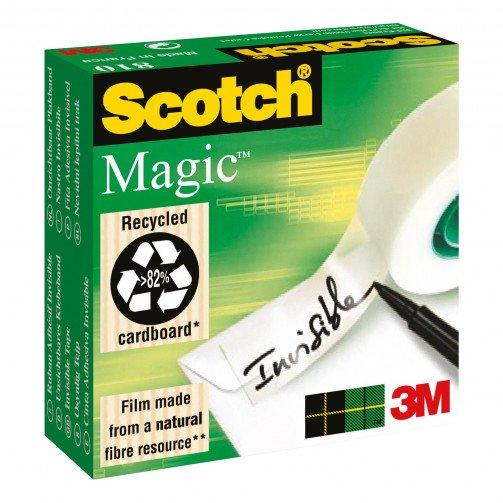 Scotch Magic Tape 810 25mmx66M 8102566