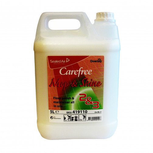 Carefree Mop and Shine 5 Litre