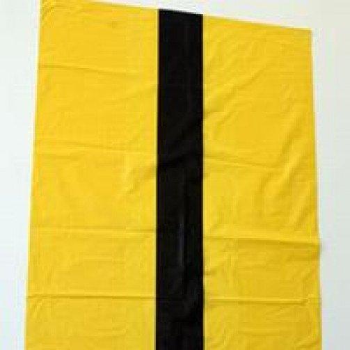 Large Yellow Tiger Stripe Bags Medium Duty