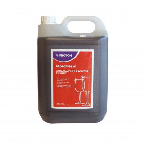 Prototype W Glasswash 5 litre