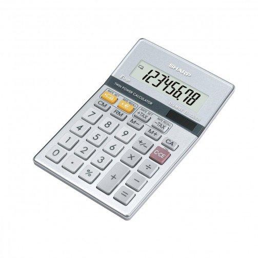 Sharp Calculator D/Top EL330ERB