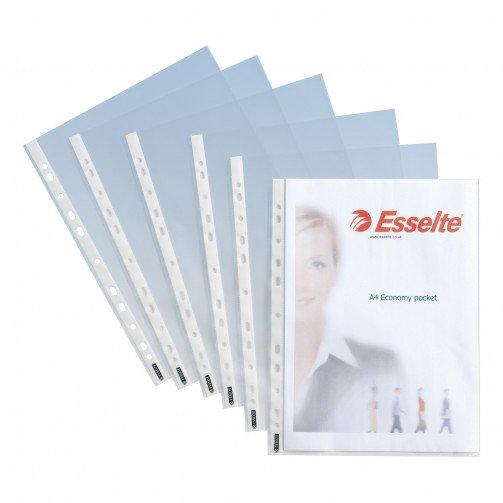 Esselte Pockets Economy A4 56133 Pk.100