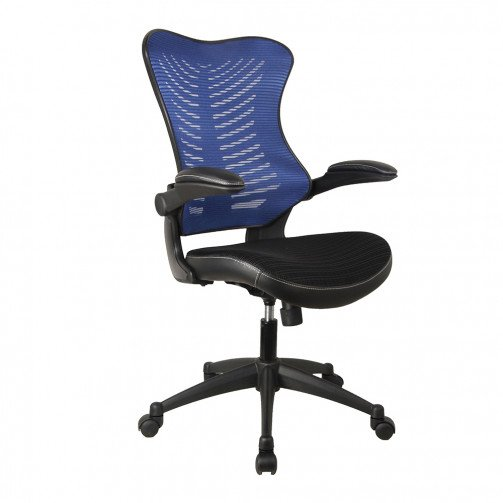 Zambesi 2 Blue - Executive Mesh Chair Blue