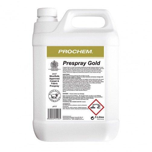 Prochem Prespray Gold B107-05 5 Litres