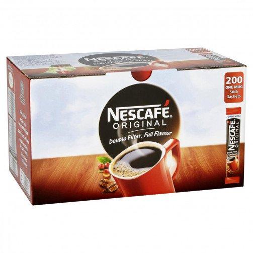Nescafe Orig 1cup Sachet Qty200 12348358