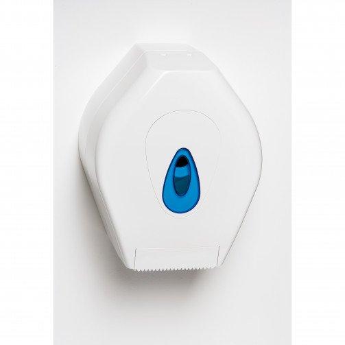 Modular Midi Jumbo Plastic Toilet Roll Dispenser
