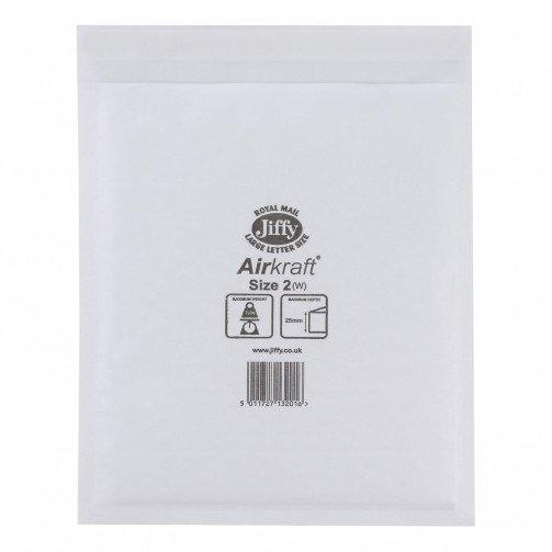 Jiffylite Postal Bag 2 JL-2 Pk100