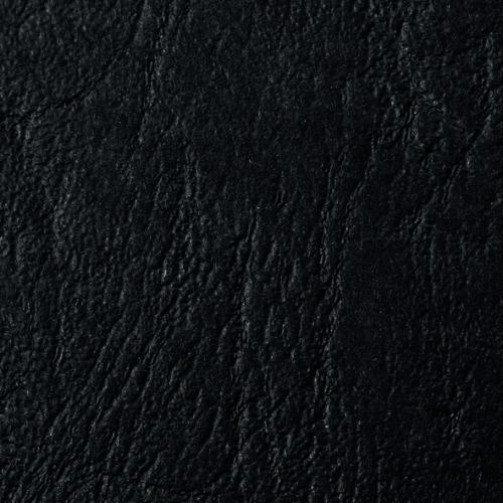 GBC A4 Cover Pln Black 50 Pairs CE040010