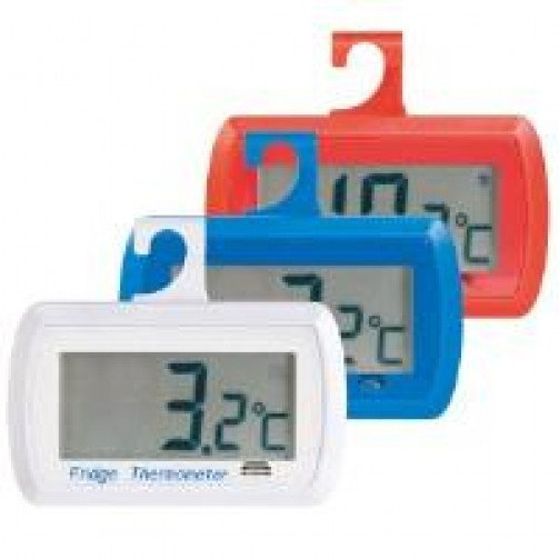 Digital Fridge Thermometer  Food Safe