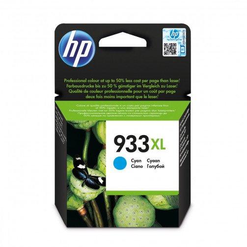 HP No.933XL Ink Cart HY Cyan CN054AE