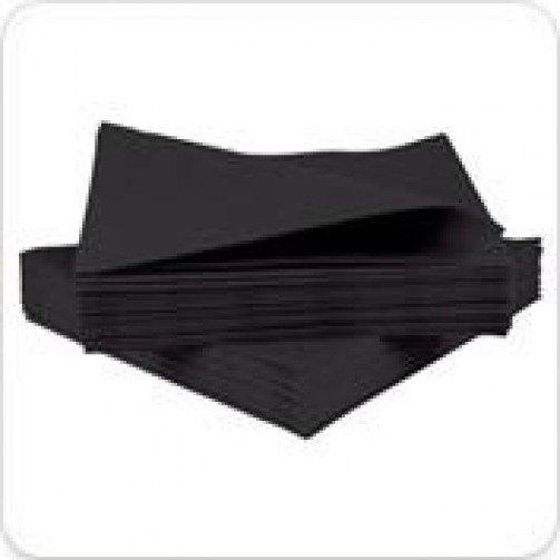 Airlaid Napkins Black 40cm