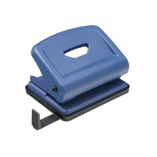 5 Star Office 2 Hole Punch 22 Sheet Blue