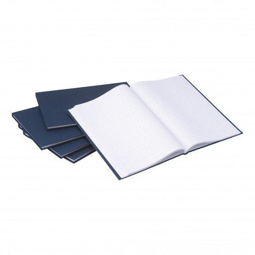 5 Star Value Manuscript Book A4 White