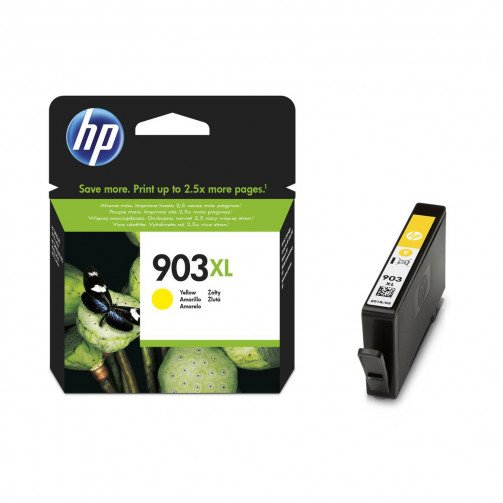 HP No.903XL HY IJCart Yellow T6M11AE