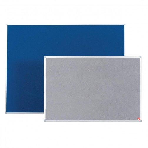 5 Star Felt Board Alu Trim 900x600 Blu