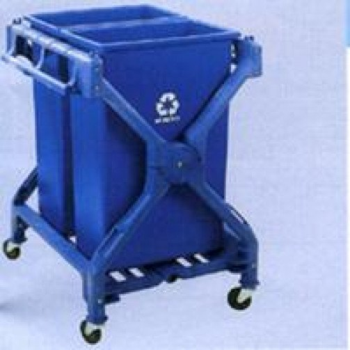 Recycle Waste Collection Cart