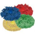 Biofresh Colour Coded Socket Mop Head 250g