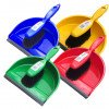 Dustpan and Brush Soft Bristle