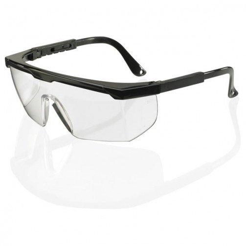 B-Brand Kansas Safety Specs Anti-Mist x 10