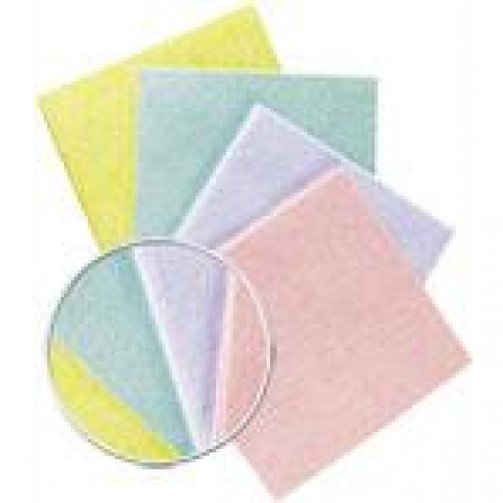 Mighty Wipes Colour Coded Cleaning Cloth x 10