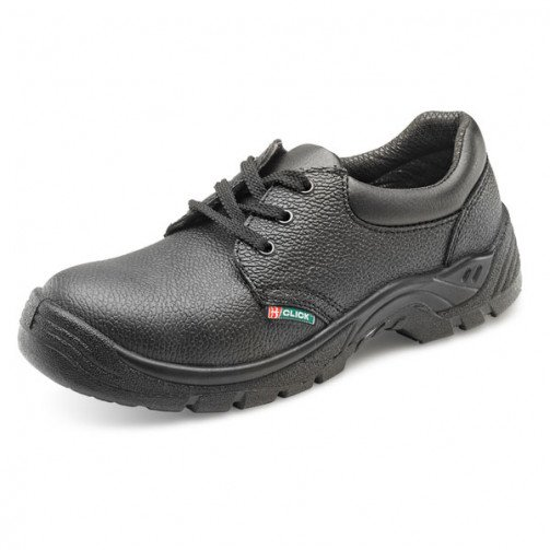 Black Safety Shoe