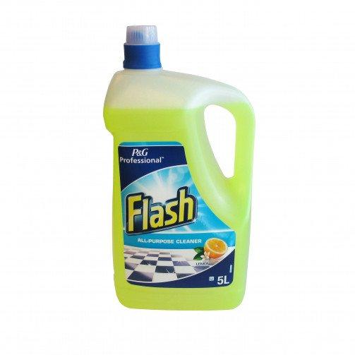 Flash Lemon Liquid 5ltr