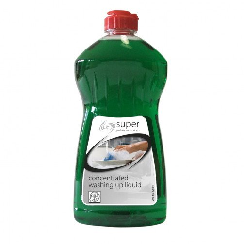 Detergent Super Concentrated Green 500ml