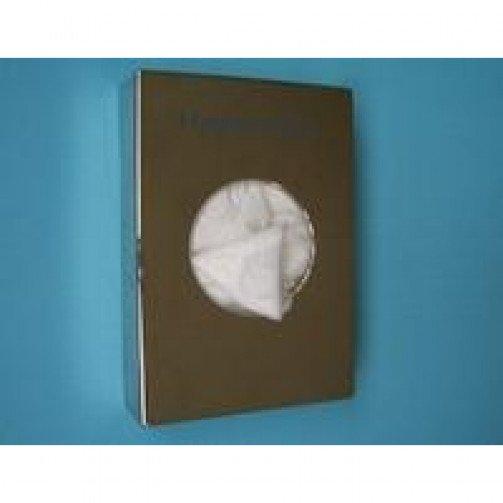 Sanitary Disposal Bag Dispenser Chrome