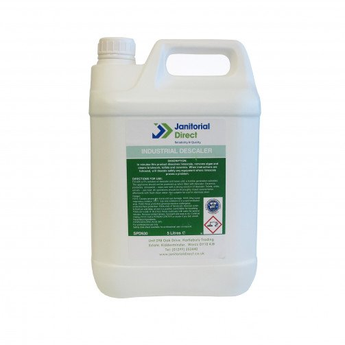 Janitorial Direct Industrial Descaler 5 Litres