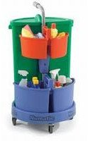 Carousel Trolley System