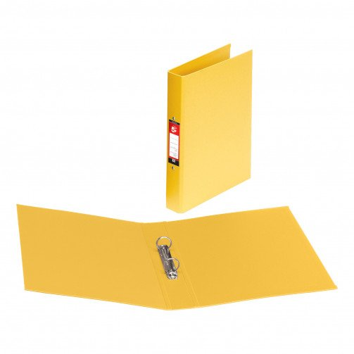 5 Star 2R/Binder A4 PP Yellow