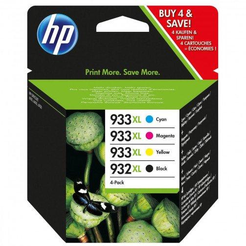 HP 932XL/933XL HY B/C/M/Y PK4 C2P42AE