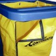 Waste Bags For Port A Cart Trolley Blue