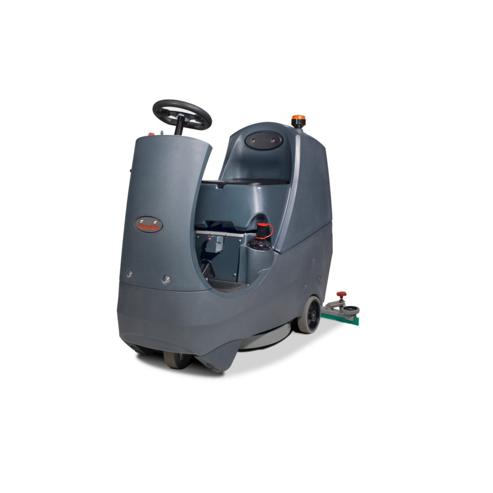 Numatic Ride On Scrubber Dryer Cro 8055 Janitorial